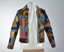Johnny Winter's Patchwork Denim Jacket