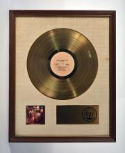 Gold Record for