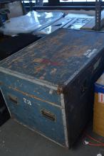 Wooden Equipment Case
