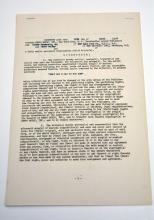 Luther Henderson Documents
