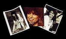 Twelve Assorted Photographs of Jessi Colter Throughout Her Career