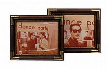 Two Photographs of Buddy Holly, 1959