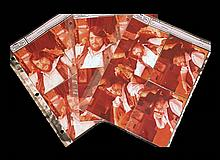 Twelve Billy Mitchell Photographic Contact Prints of Waylon in His Home