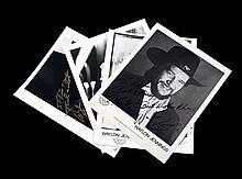 Four Glossies of Waylon Jennings