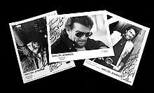 Three Glossies of Waylon Jennings
