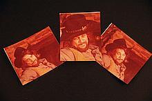 Three Unpublished Photos of Waylon Jennings