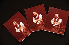 Three Unpublished Photos of Waylon from a Brentwood, TN Photoshoot