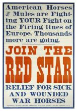 Join the Red Star Relief for Sick and Wounded Animals