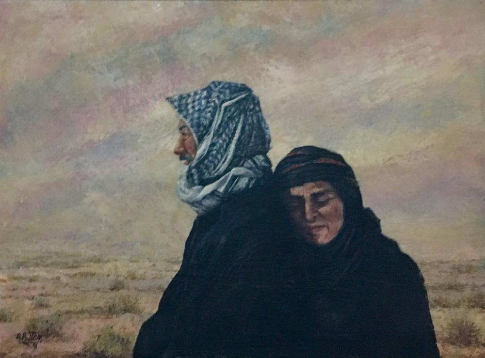 Ahmad Baitem - الفنان أحمد بيتم (Palestine) 1927 - 2013