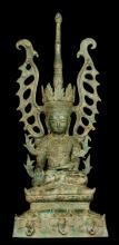 18th Century Burmese Shan Jambhupati Royal Buddha