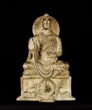 19th Century Ghandara Buddha