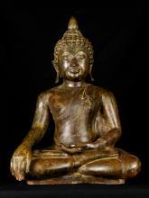 18th Century Chiang Saen Enlightenment Buddha
