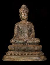 19th Century Indian Enlightenment Buddha
