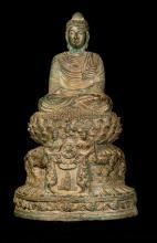 19th Century Indian Meditation Buddha