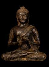 19th Century Sri Lanka Teaching Buddha
