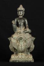 19th Century Khmer Varuna