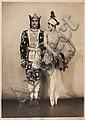 Divers Ballets Russes (1919-1929), Cimarosiana, La