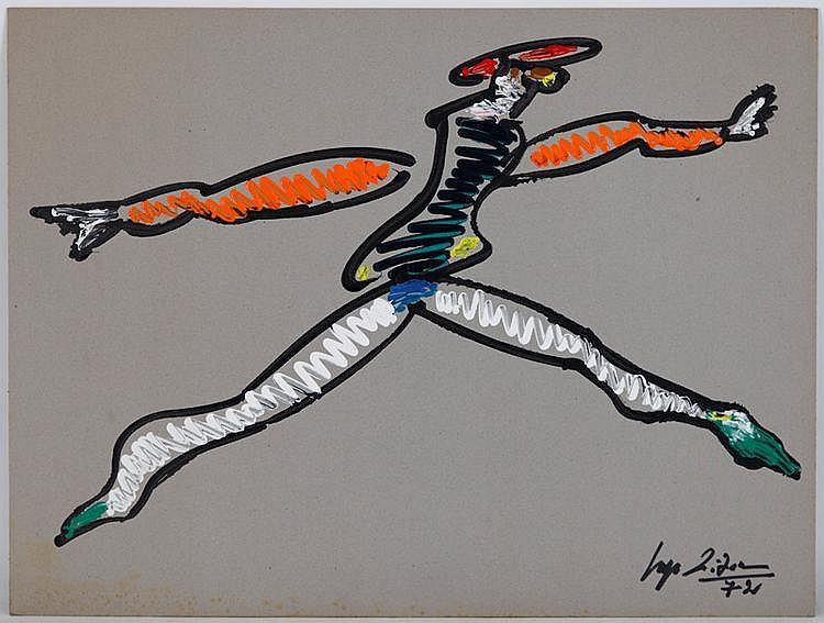 Serge Lifar (1904-1986), Ballets, personnages,