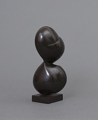 Frédéric Müller (1919-1981), Forme, sculpture en