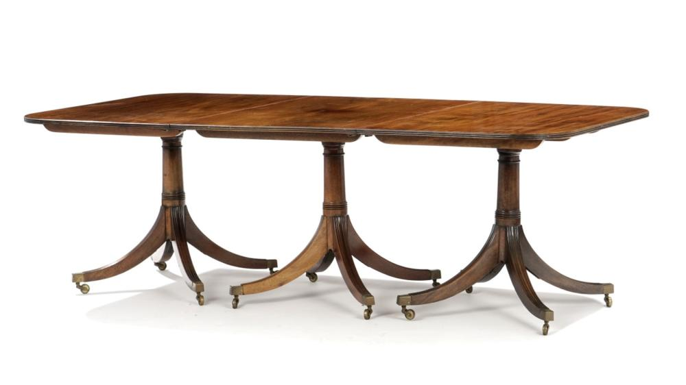 English Dining Tables for Sale at Online Auction | Buy Rare English ...