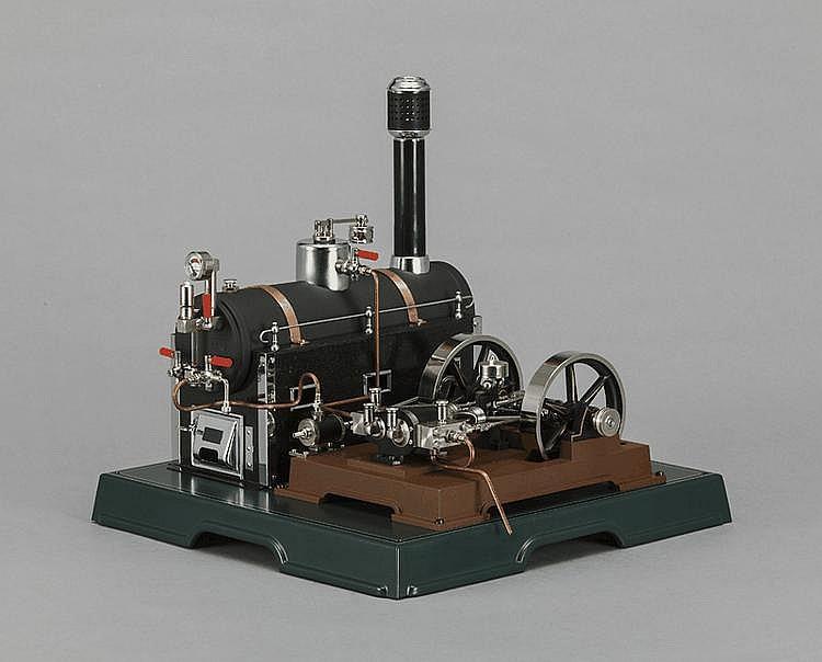 Märklin machine à vapeur horizontale ...
