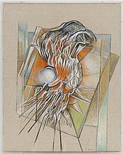 "Simonetta Jung (1917-2005), ""Onto-rythmes ..."