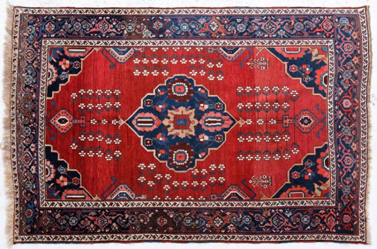 tapis kazakh caucase 1er tiers du xxe s m daillon cent. Black Bedroom Furniture Sets. Home Design Ideas