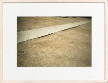 """Sophie RISTELHUEBER (1949), """"Le Luxembourg IV"""", 2004, tirage jet d'encre, numéroté 9/23 et signé au crayon, 44x58 cm"""