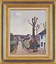 Emile Bressler (1886-1966) Paysage ...