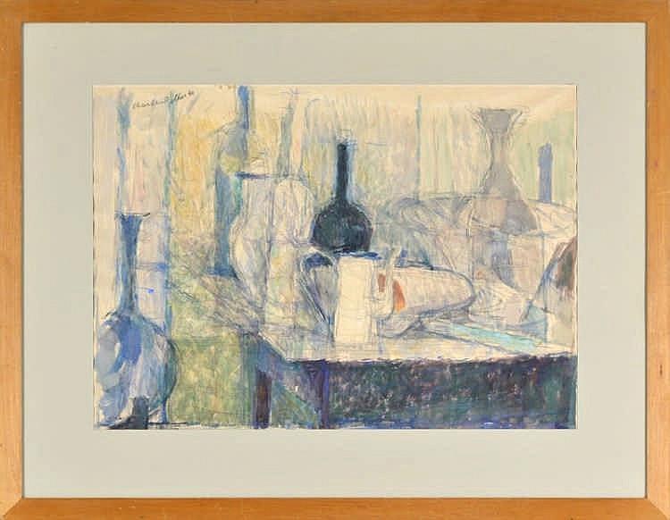 Tableaux Charles Rollier (1912-1968) La
