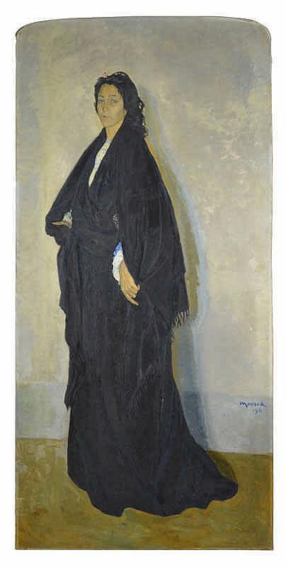 Tableaux  'Edouard Morerod (1879-1919)