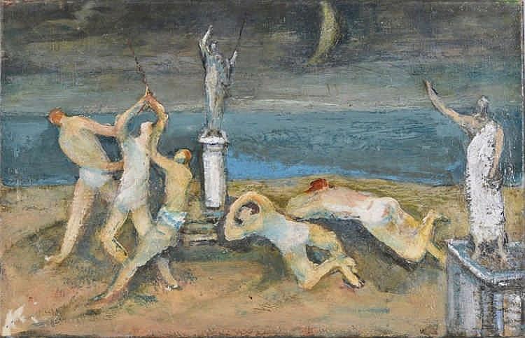 Tableaux Lélo Fiaux (1911-1964)