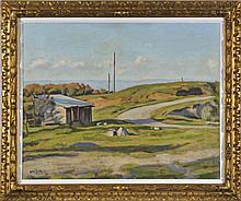 Tableaux 'Emile Bressler (1886-1966)
