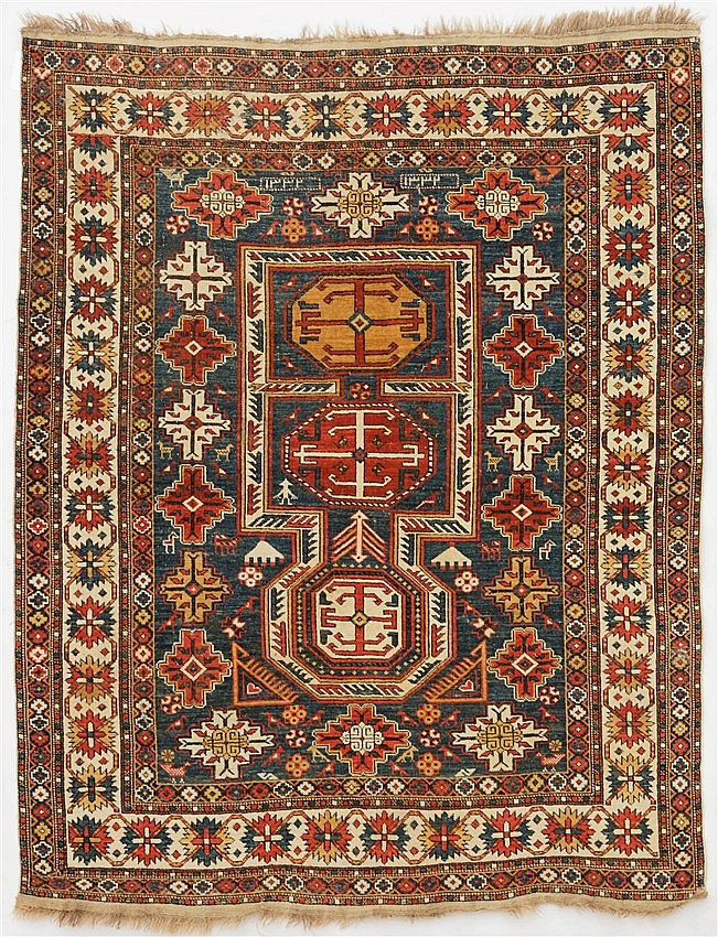 tapis de pri re shirvan caucase 1er quart du xxe mihra. Black Bedroom Furniture Sets. Home Design Ideas