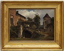Tableaux - Jean-Marc Dunant-Vallier (1818-1888) &