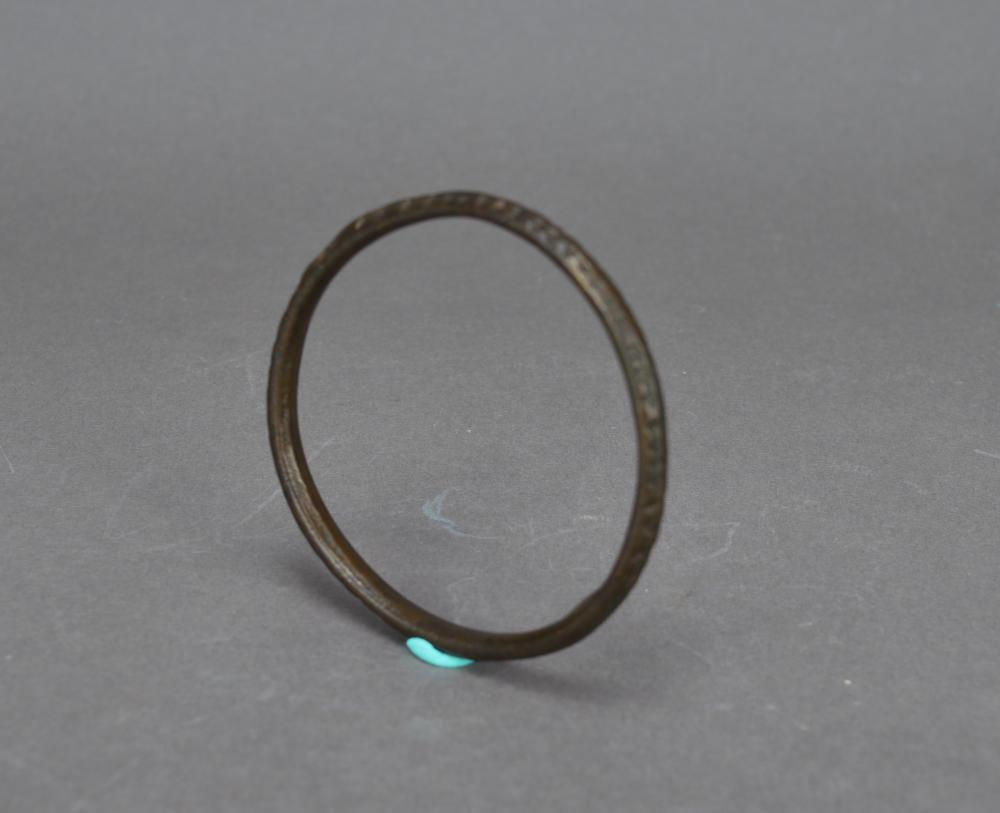 A Bronze Bracelet