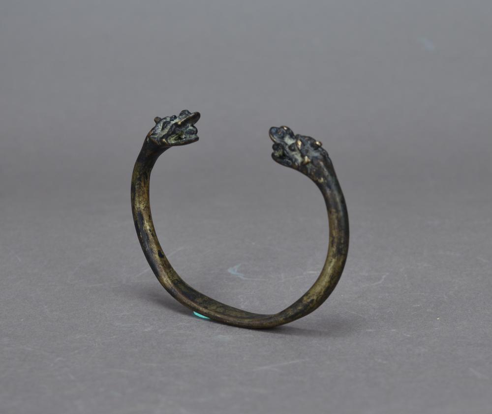 A Bronze Dragon Bracelet