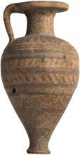 Italo-Corinthian Aryballos ca. late 7th-early 6th Century BC