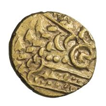 Celtic Britain  Corieltauvi  Uninscribed Coinage; Stater  c. 45 BC  6.220. EF.