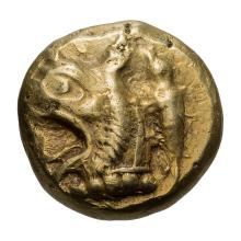 Ionia  Phocaea; 1/6 Stater or Hekte  600  2.560. EF.
