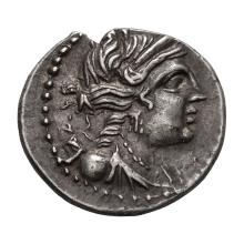 Gaul  Massalia; Drachm  After 220 BC  2.850. EF.