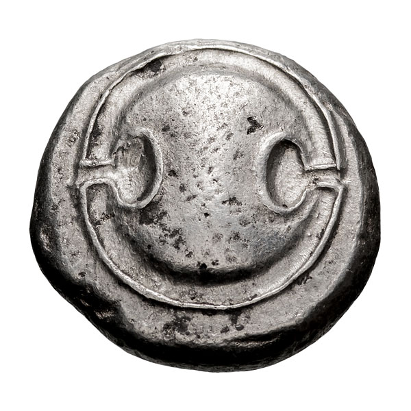 Boeotia  Thebes; Stater  368-364 BC  12.220. VF.
