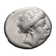 Euboea  Chalcis; Drachm  c. 338-308 BC  3.580.