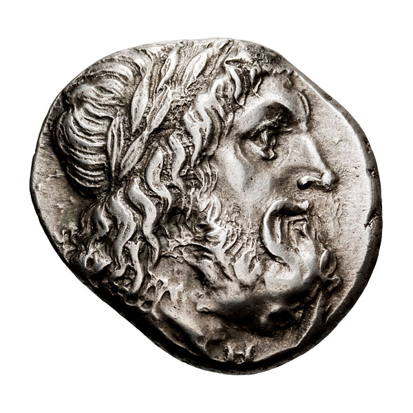 Elis  Olympia; Stater  270s-260s BC  11.960. EF.