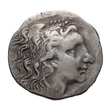 Pontic  Mithradates VI; Tetradrachm  Odessus  c. 125-70 BC  16.260. G.