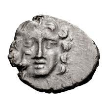 Caria  Mylasa; Drachm  c. 175-150 BC  2.160. EF.
