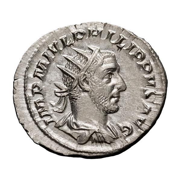 Philip I; 244-249 AD  Antoninianus  Rome  246 AD  3.490. MS.