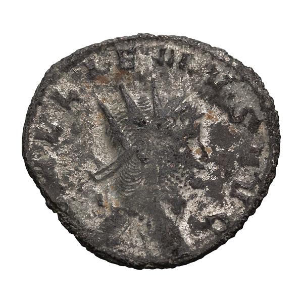 Gallienus; 253-268 AD  Antoninianus  Rome  c. 267-8 AD  2.540. VF.