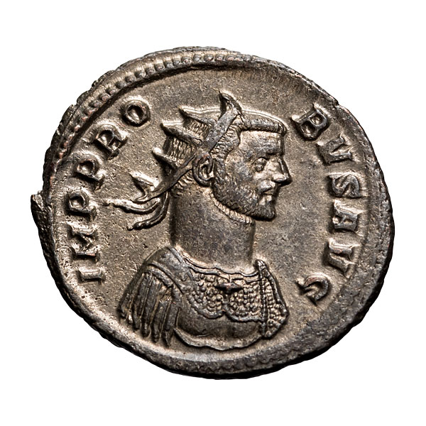 Probus; 276-282 AD  Antoninianus  Rome  3.630. MS.