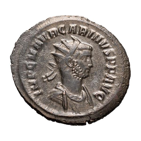 Carinus; 283-285 AD  Antoninianus  Rome  284-5 AD  4.180. EF.